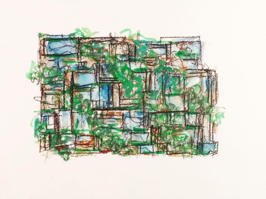 Gradins - Terraces